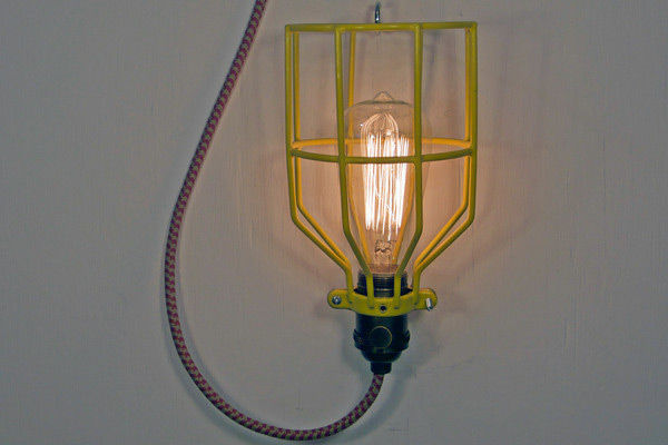 The Bowery Lamp